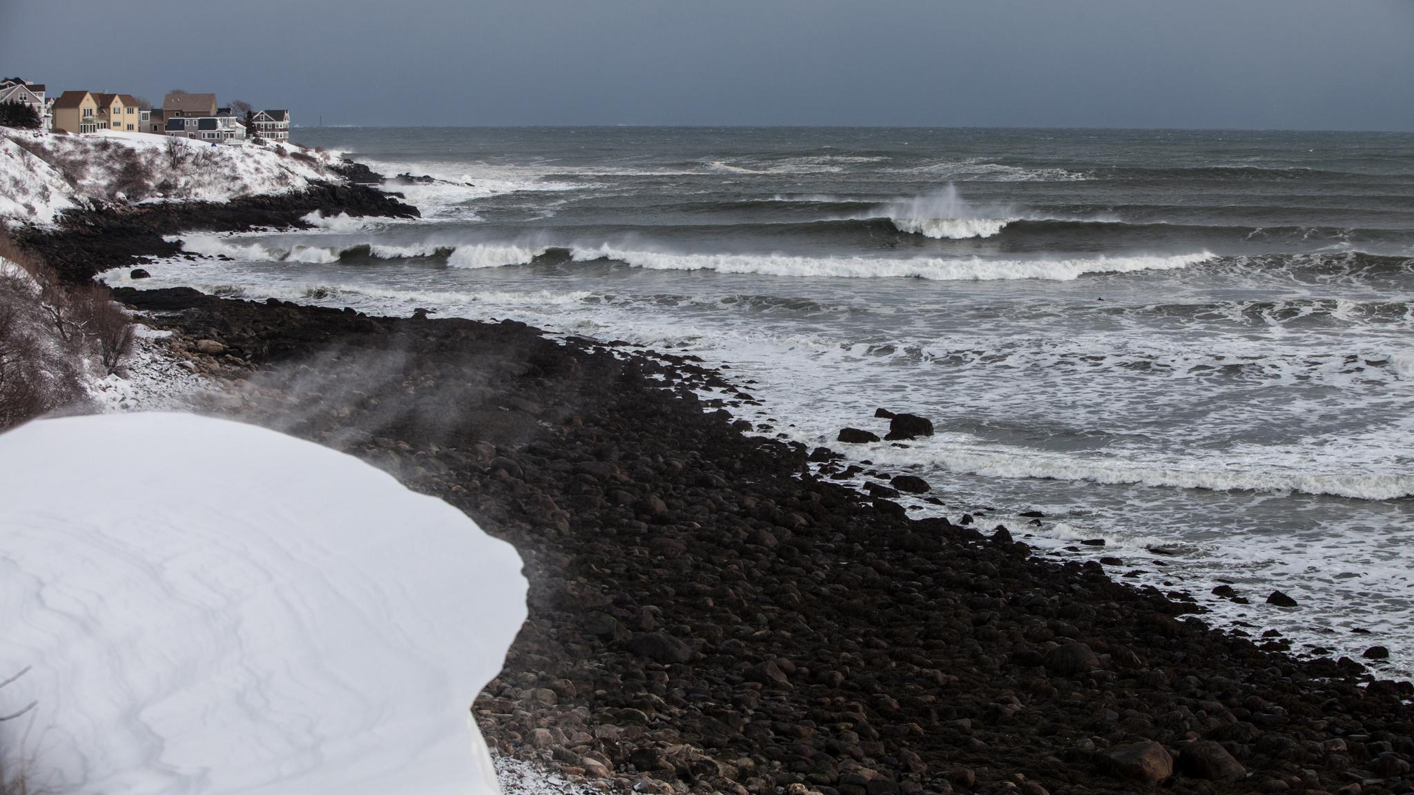 Longsands, Maine