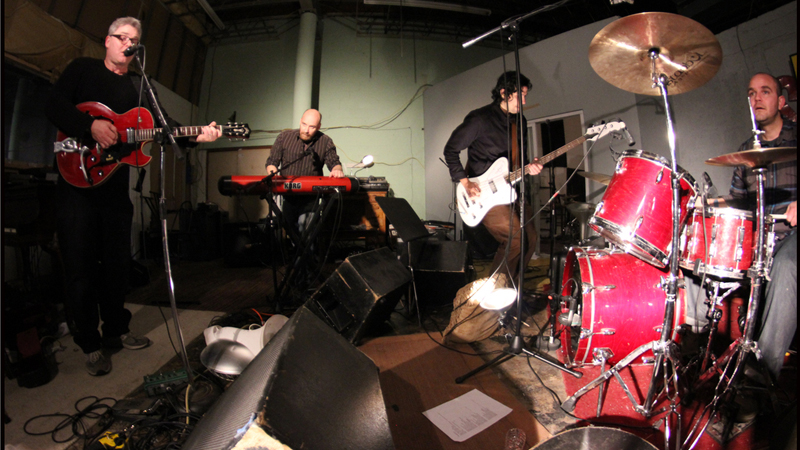 Dischord Records band Deathfix, featuring Brendan Canty of Fugazi.