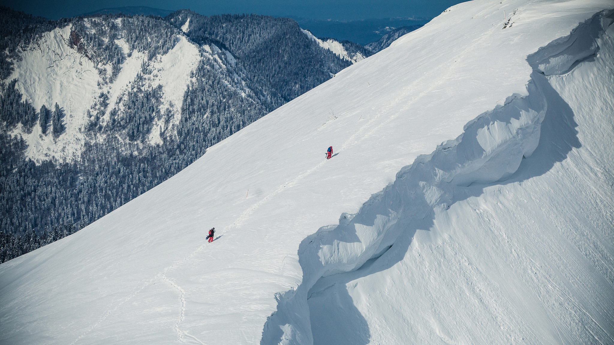 Backcountry Mile