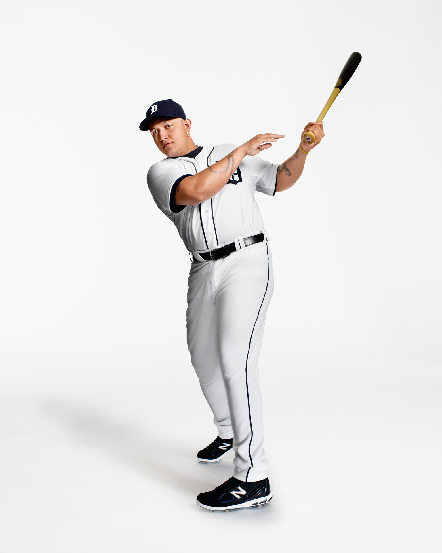 Miguel Cabrera and Mike Trout: Behind the Scenes