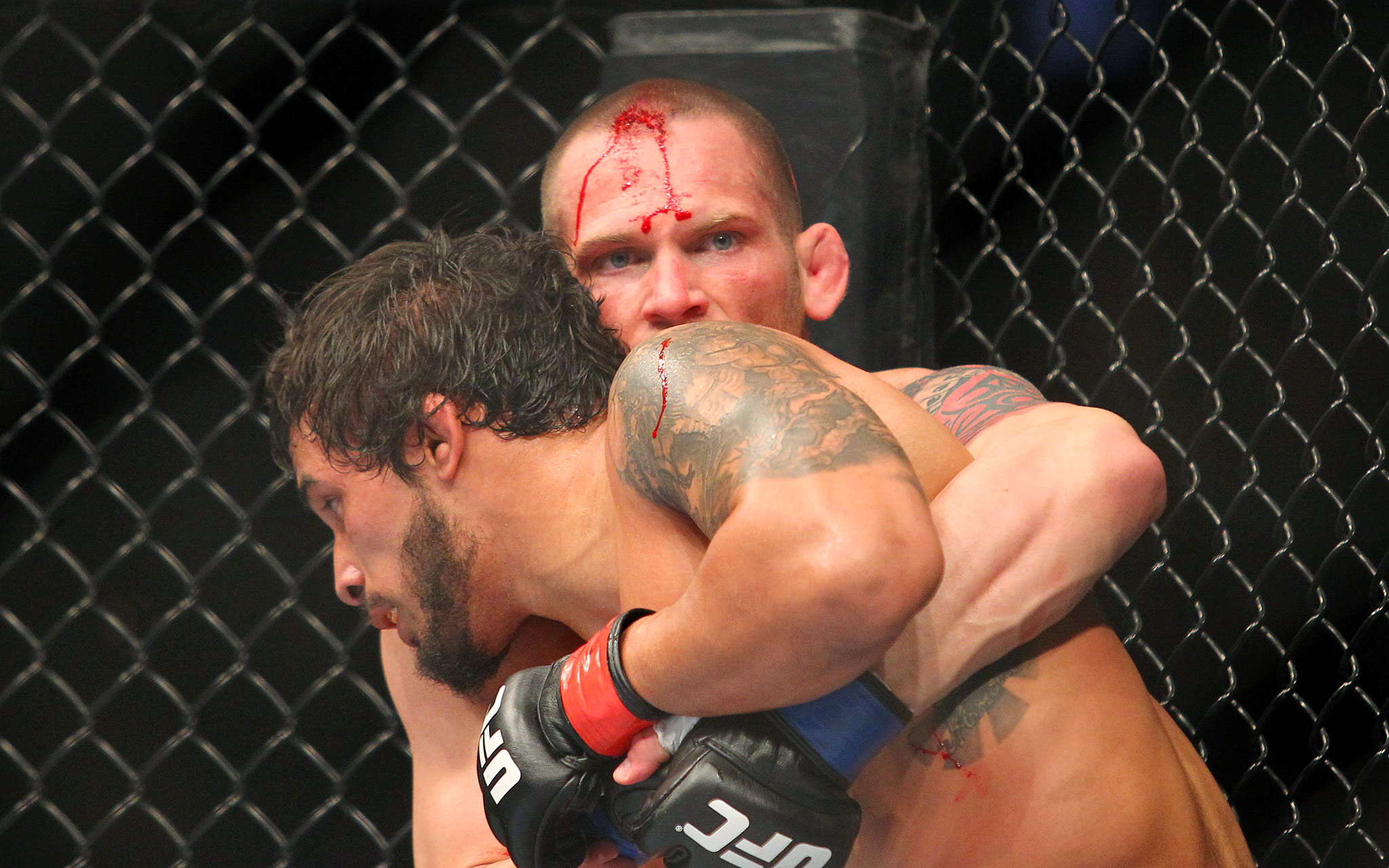 Dennis Bermudez and Matt Grice