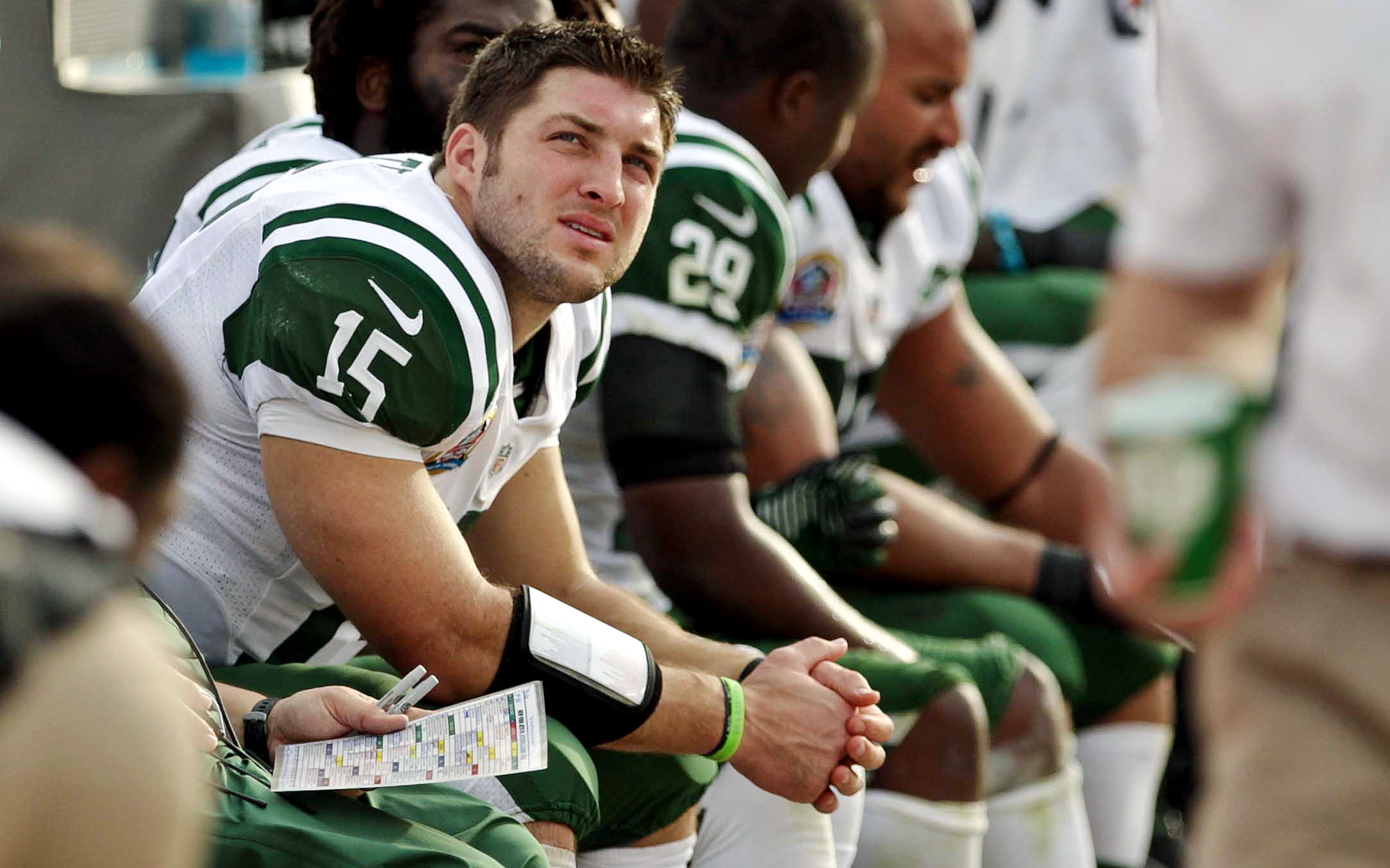 Tebow The 'Terrible' -- Nov. 14