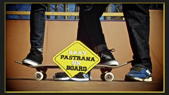 Lyn-Z Pastrana, Travis Pastrana