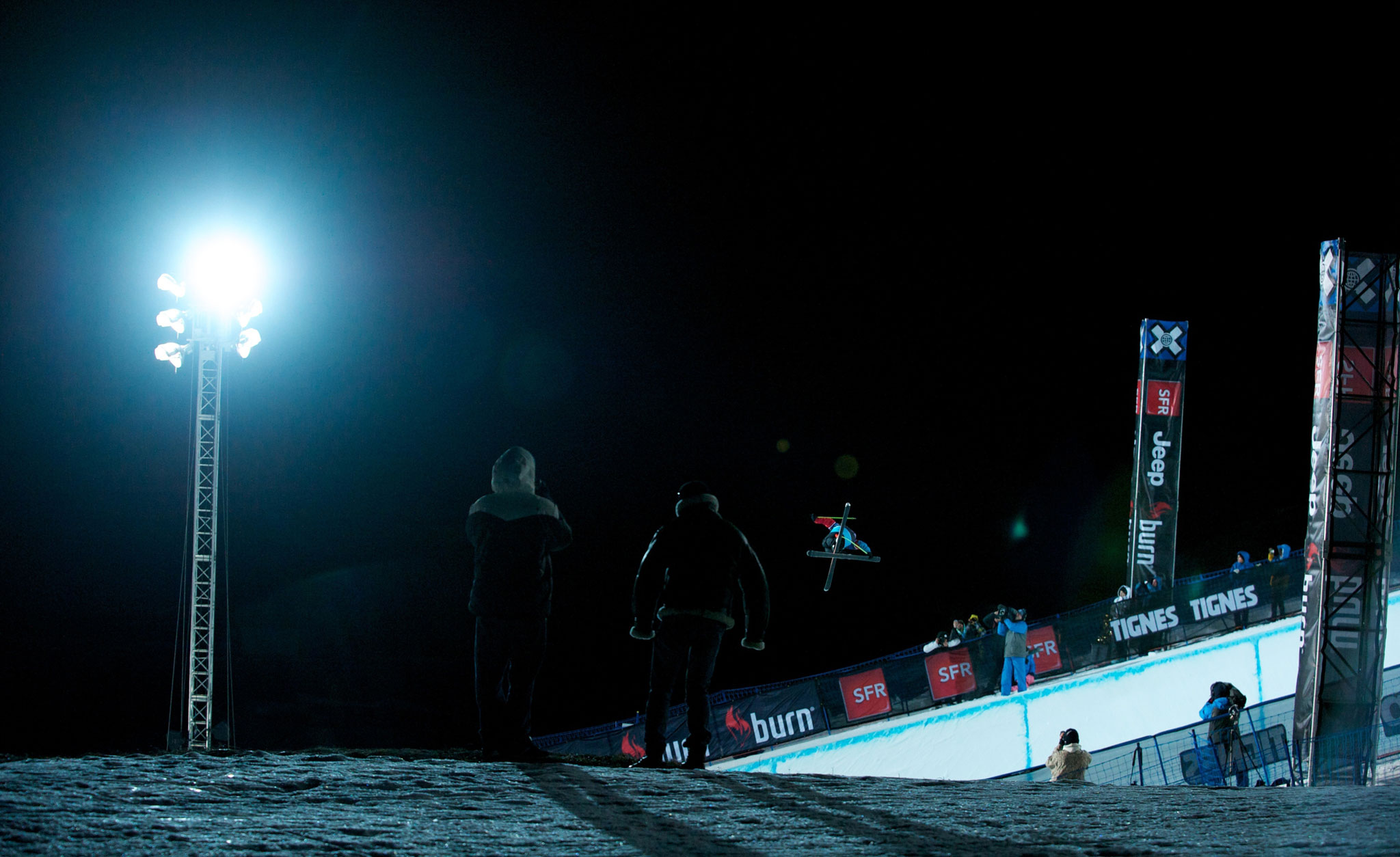When the X Games comes to Tignes this month, there will be three major countries vying for gold in Men's Ski SuperPipe: Canada, the U.S. and France.