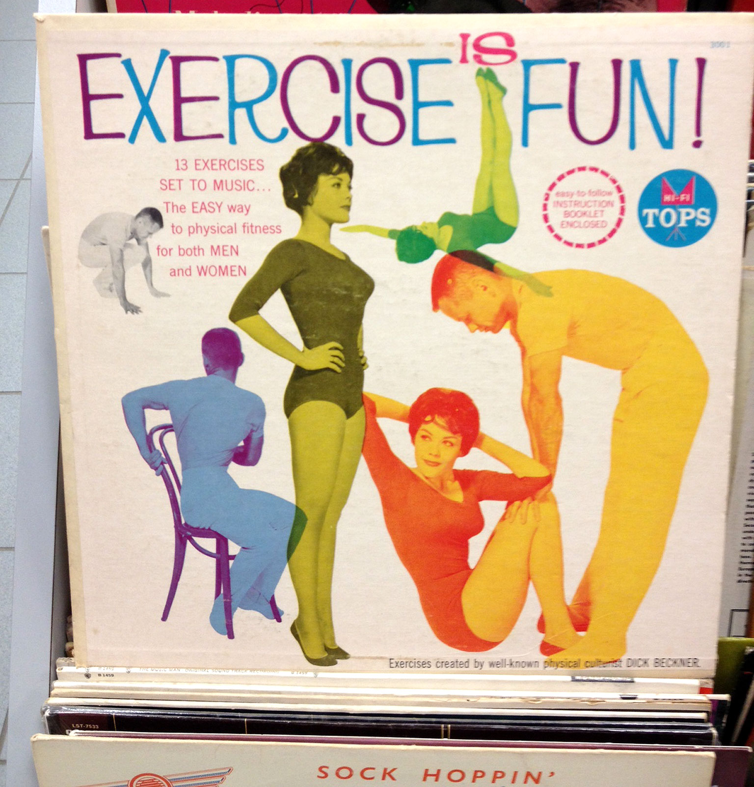 Excercise is Fun: $1