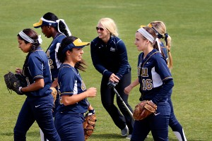 Taryne Mowatt is in her second season as assistant coach for California Baptist University.