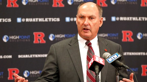 Jim Delany has grown women's sports in the Big Ten by 32 teams and more than 2,000 playing opportunities.