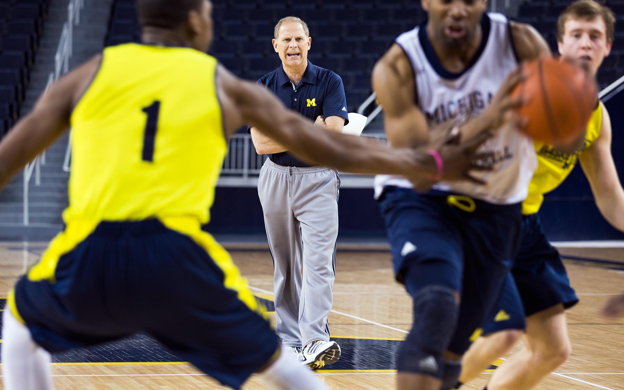Coach Beilein