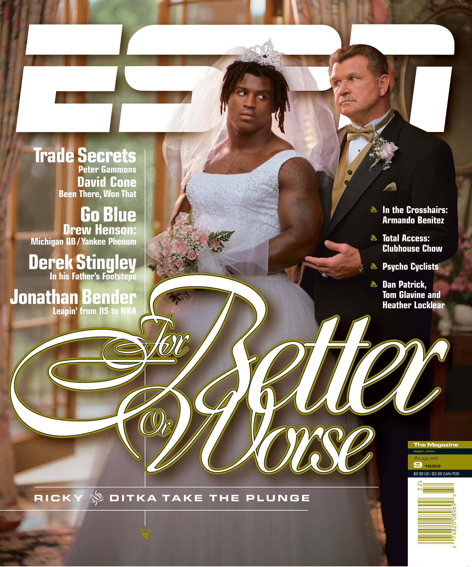 The Best ESPN The Magazine Covers