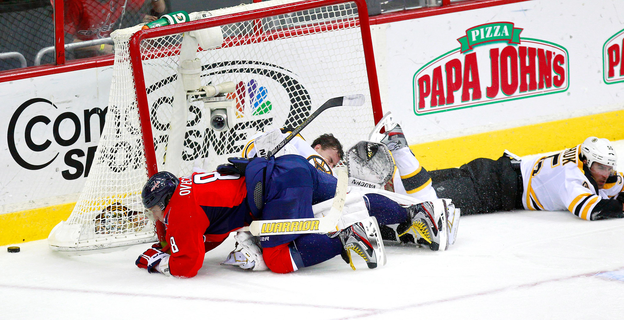 Bruising the Bruins