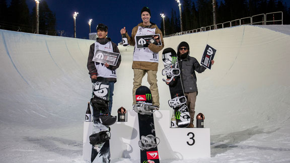 Arctic Challenge winners