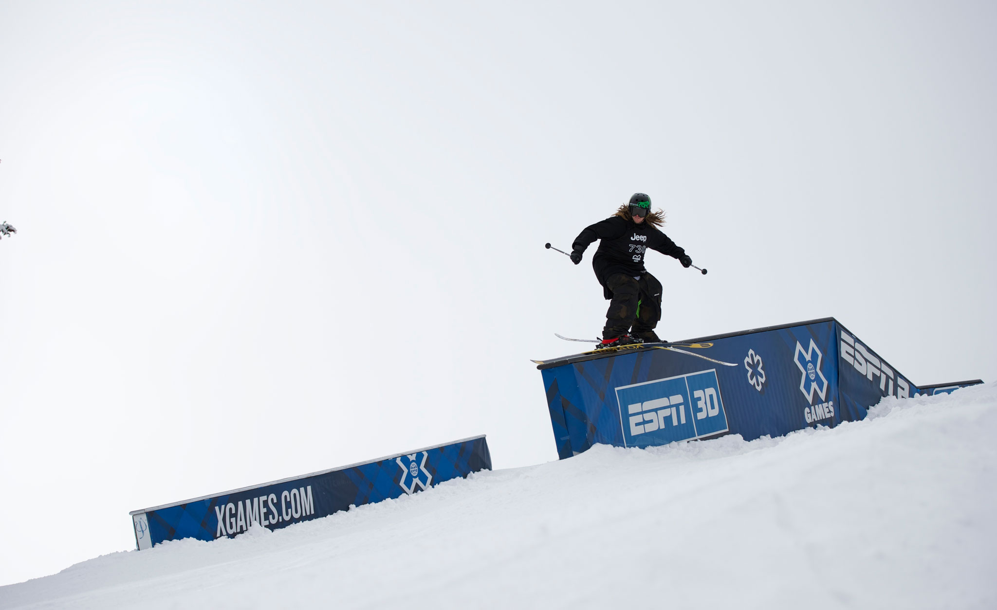 Harlaut didn't expect anything from Slopestyle at X Games Aspen. He walked away with a silver medal.