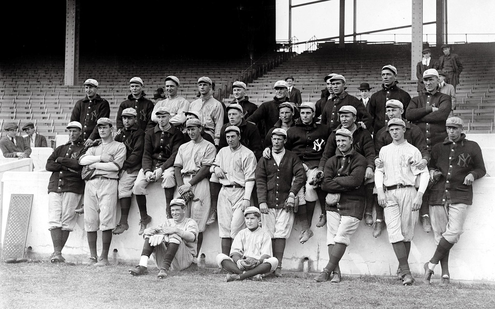 1913 Team Picture