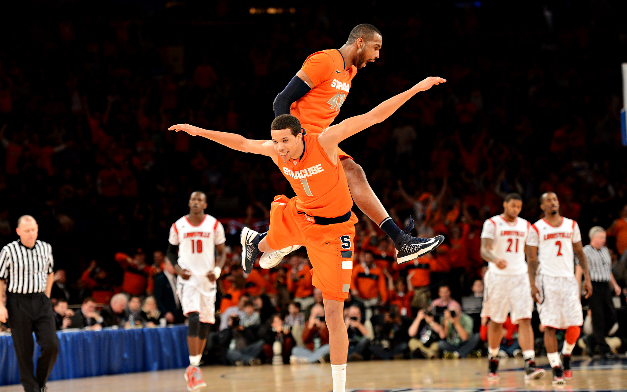 Michael Carter-Williams and James Southerland