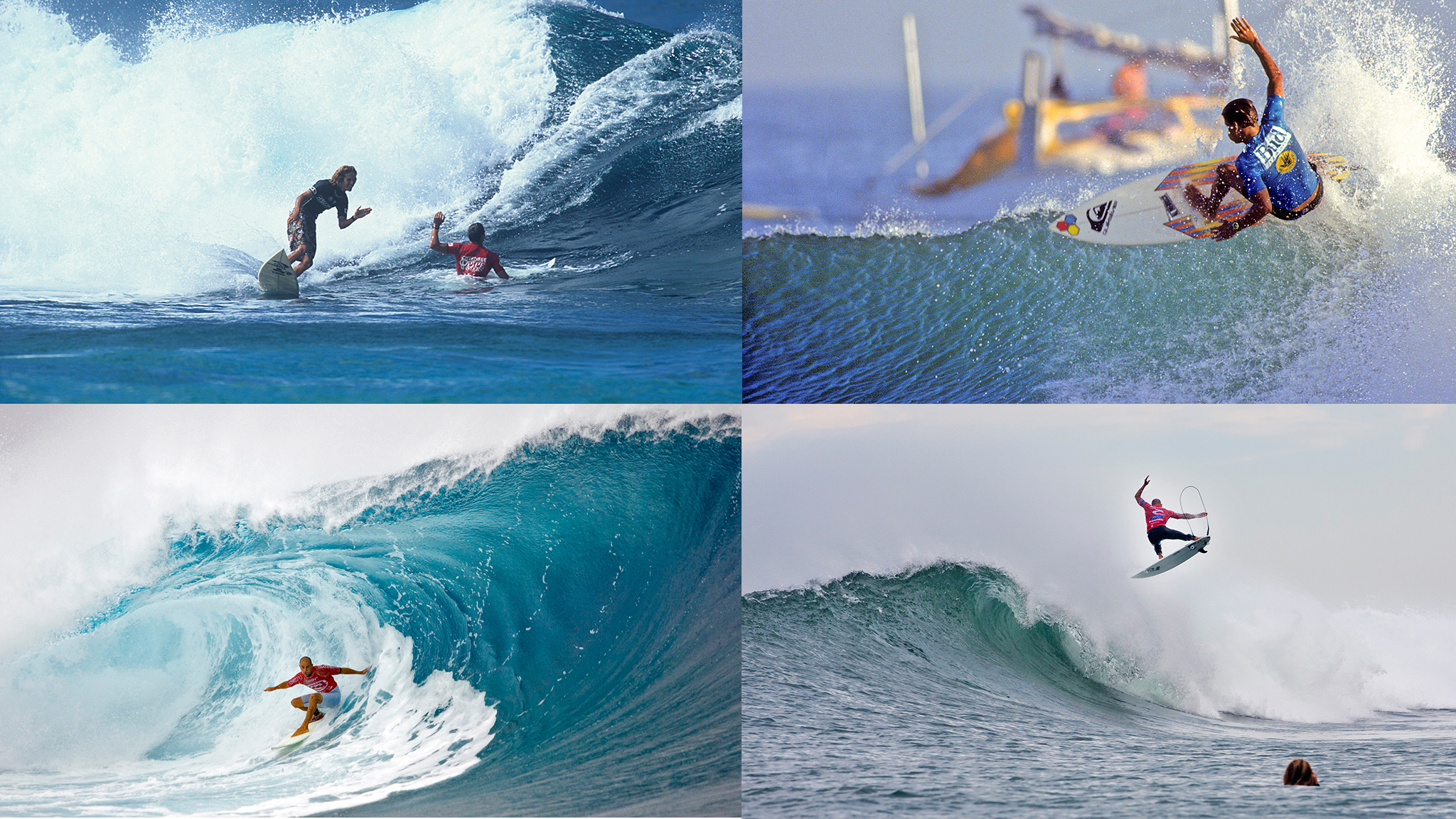 Kelly Slater's Greatest Hits