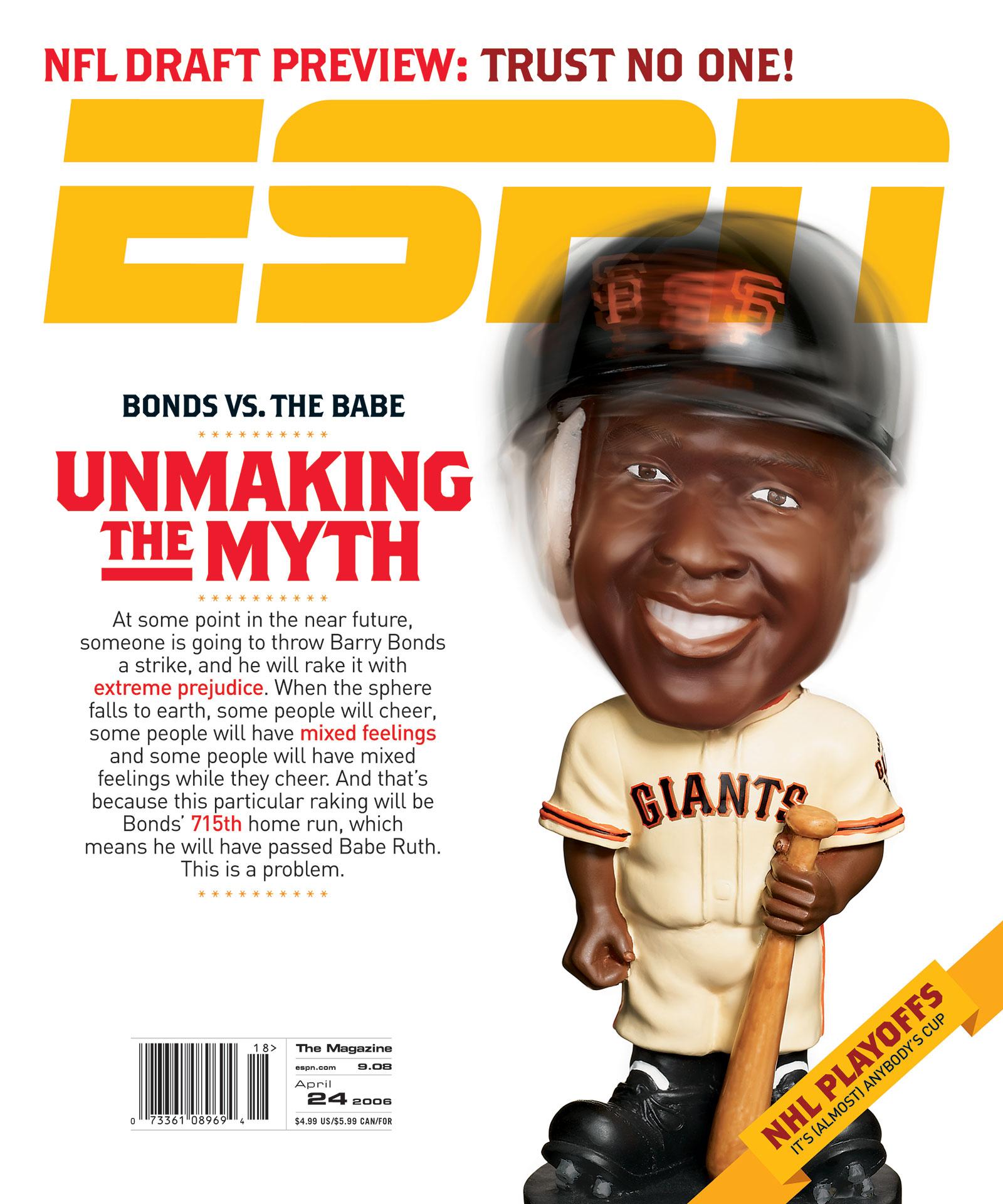 ESPN The Magazine 2006 Covers