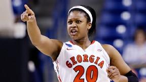 Georgia Womens Basketball
