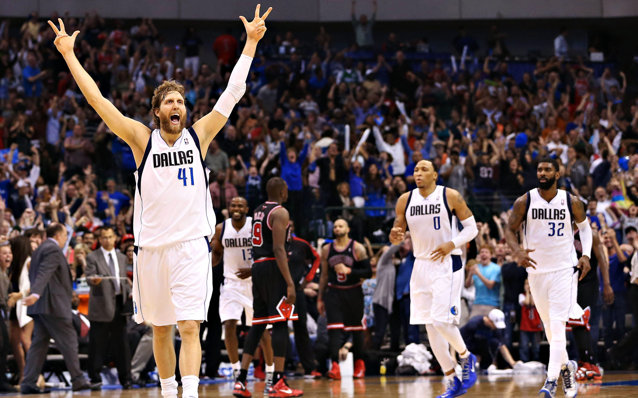 Dirk Does It