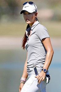 Michelle Wie turned pro at age 15 but hasn't come close to living up to expectations on the course.