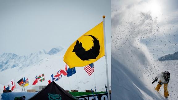Tailgate Alaska is an international affair. Good thing everyone speaks snow.