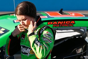 Danica Patrick has an affinity for superspeedways but has yet to find a comfort level on the 1.5-mile and short tracks.
