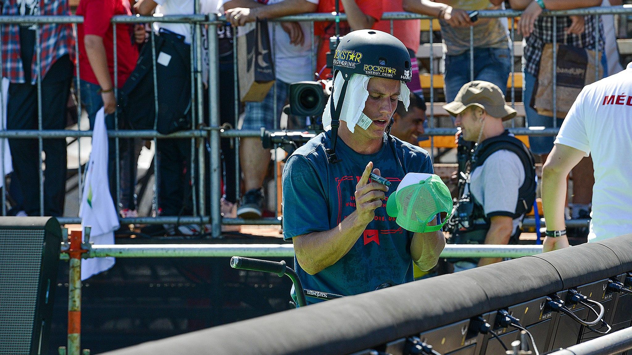 Os pilotos sofreram com o calor de Foz do Iguau