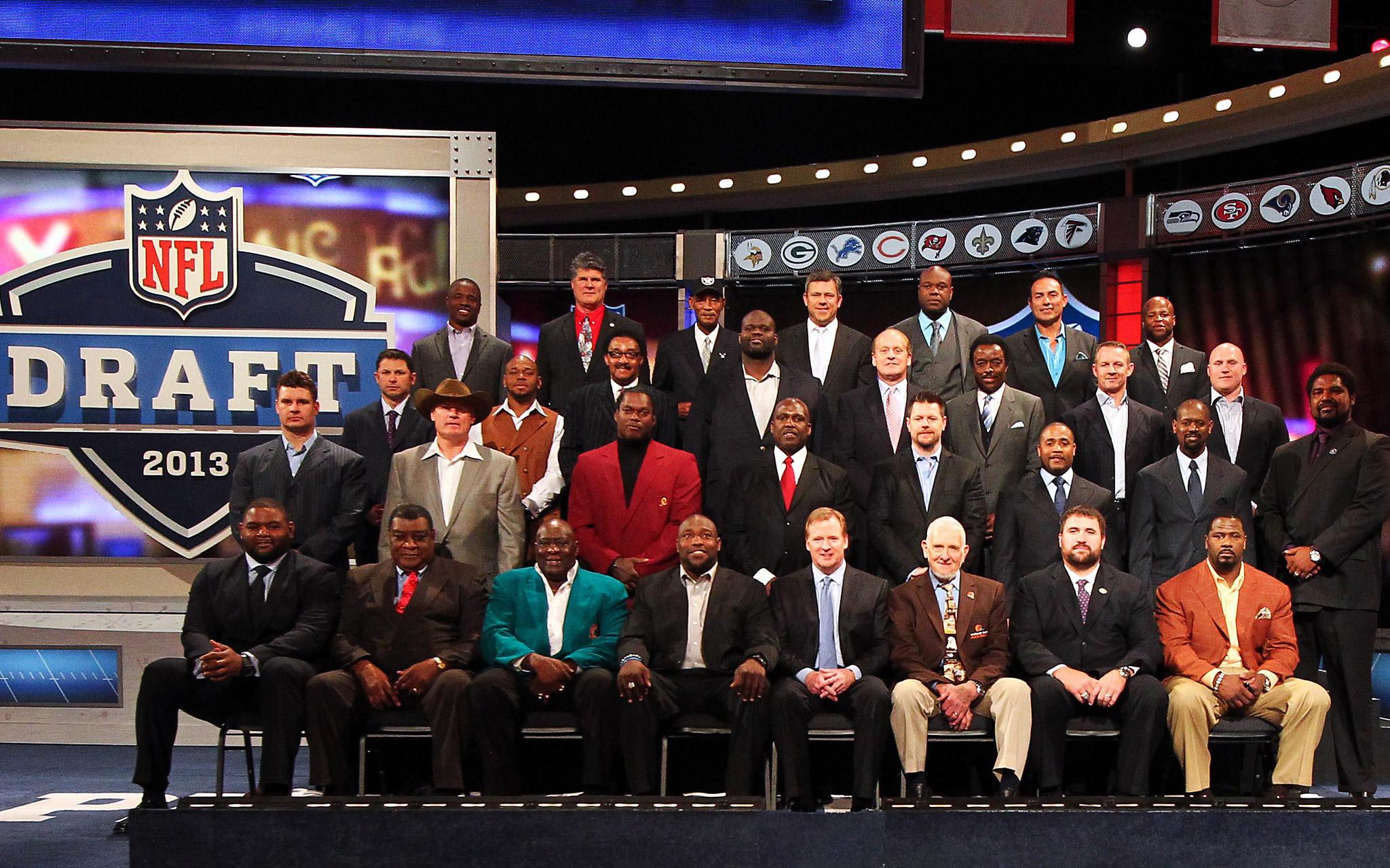 NFL Alumni Players