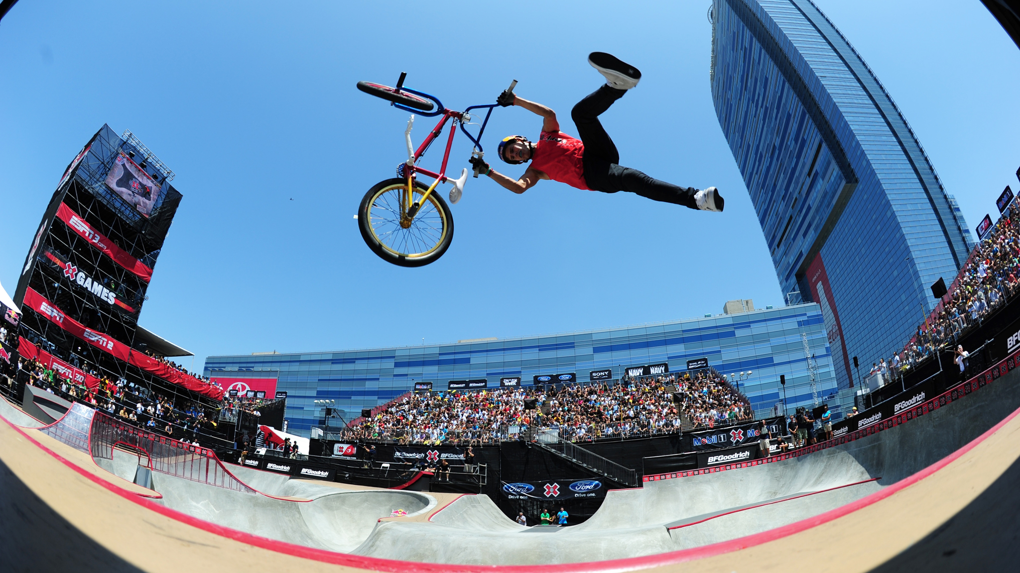 X Games cancels BMX Park and Vert and Skateboard Park for