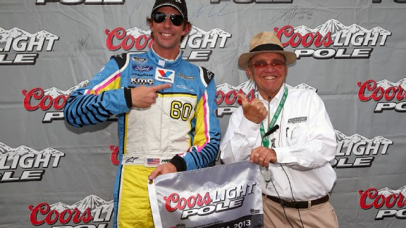 Travis Pastrana, Jack Roush