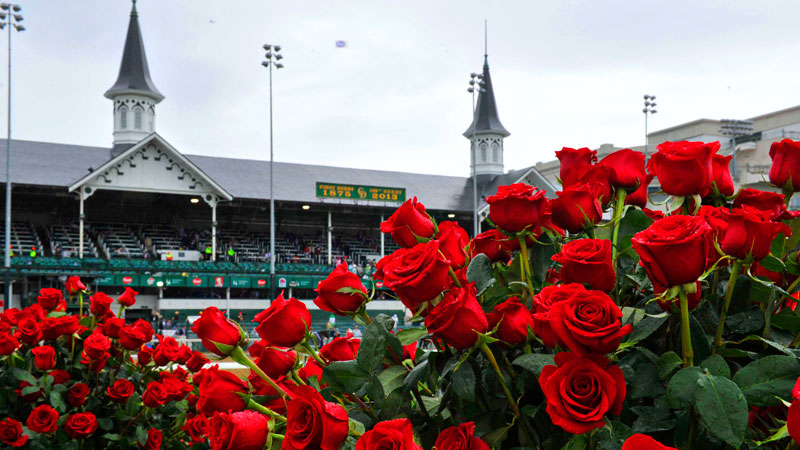 There's a lot going on in Louisville on Derby weekend before the Run for the Roses actually takes place.