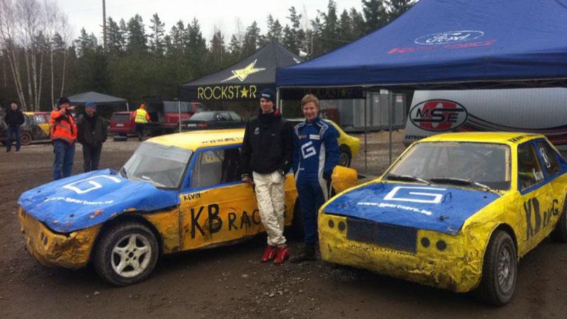 Kevin Eriksson Miclas Gronholm