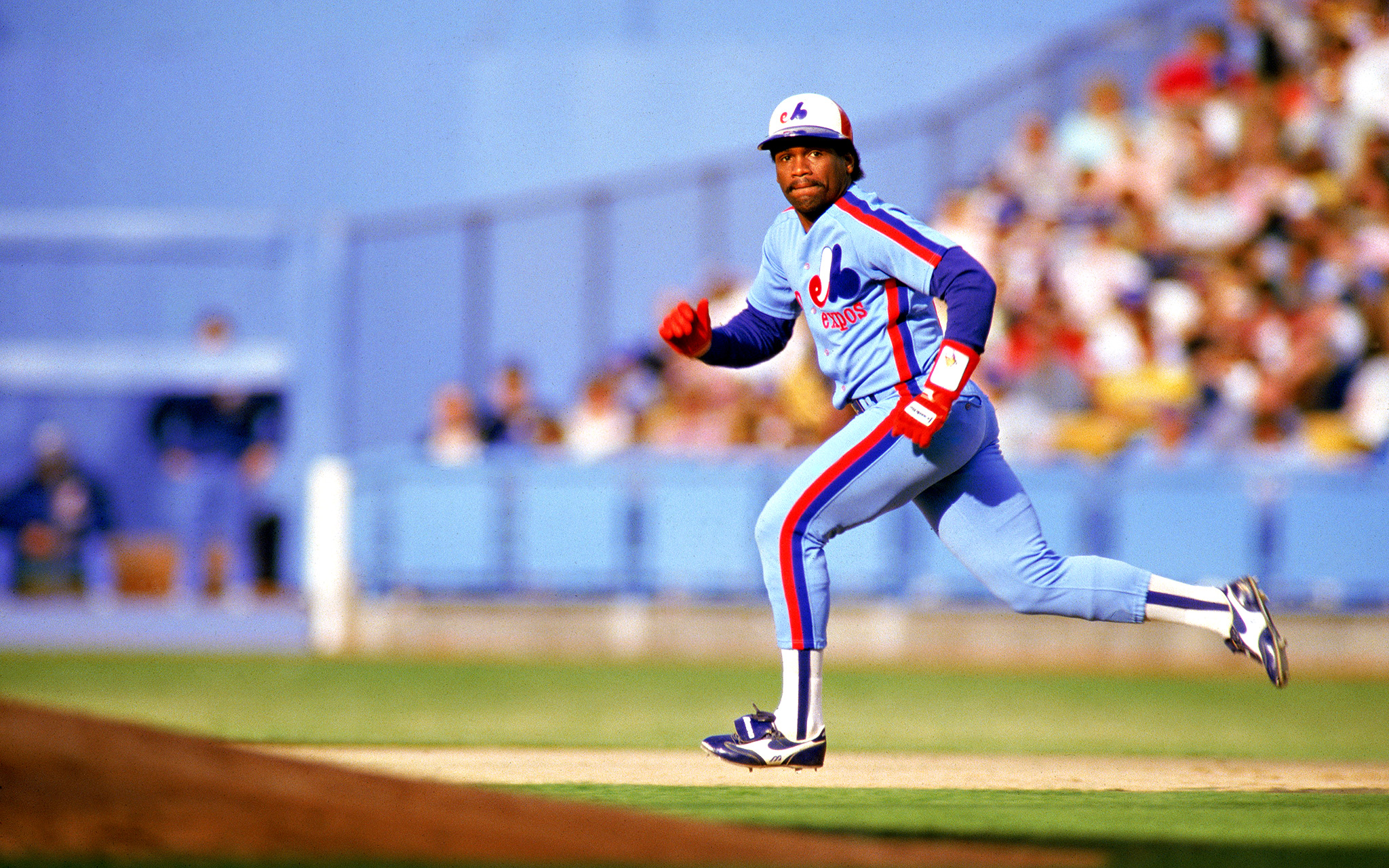 Expos: 1980s road jerseys
