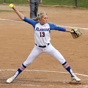 Florida's Hannah Rogers put up a 29-5 record this season and has the offense to back her up.