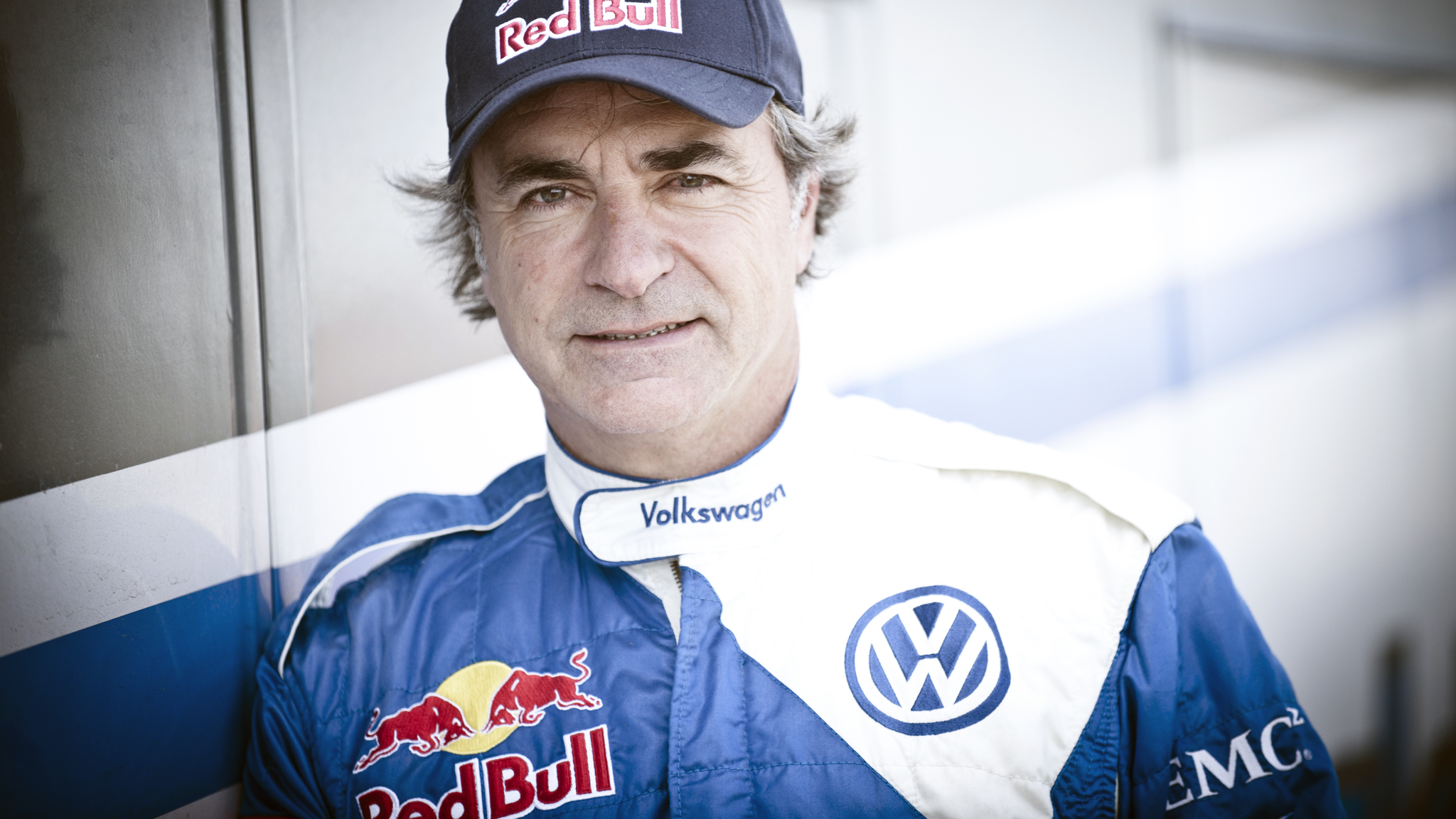 Photo of Carlos Sainz Jr. & his  Father  Carlos Sainz
