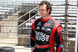Michel Jourdain Jr., who finished 19th in the 2012 Indianapolis 500, didn't make the 33-car field for the May 26 event.
