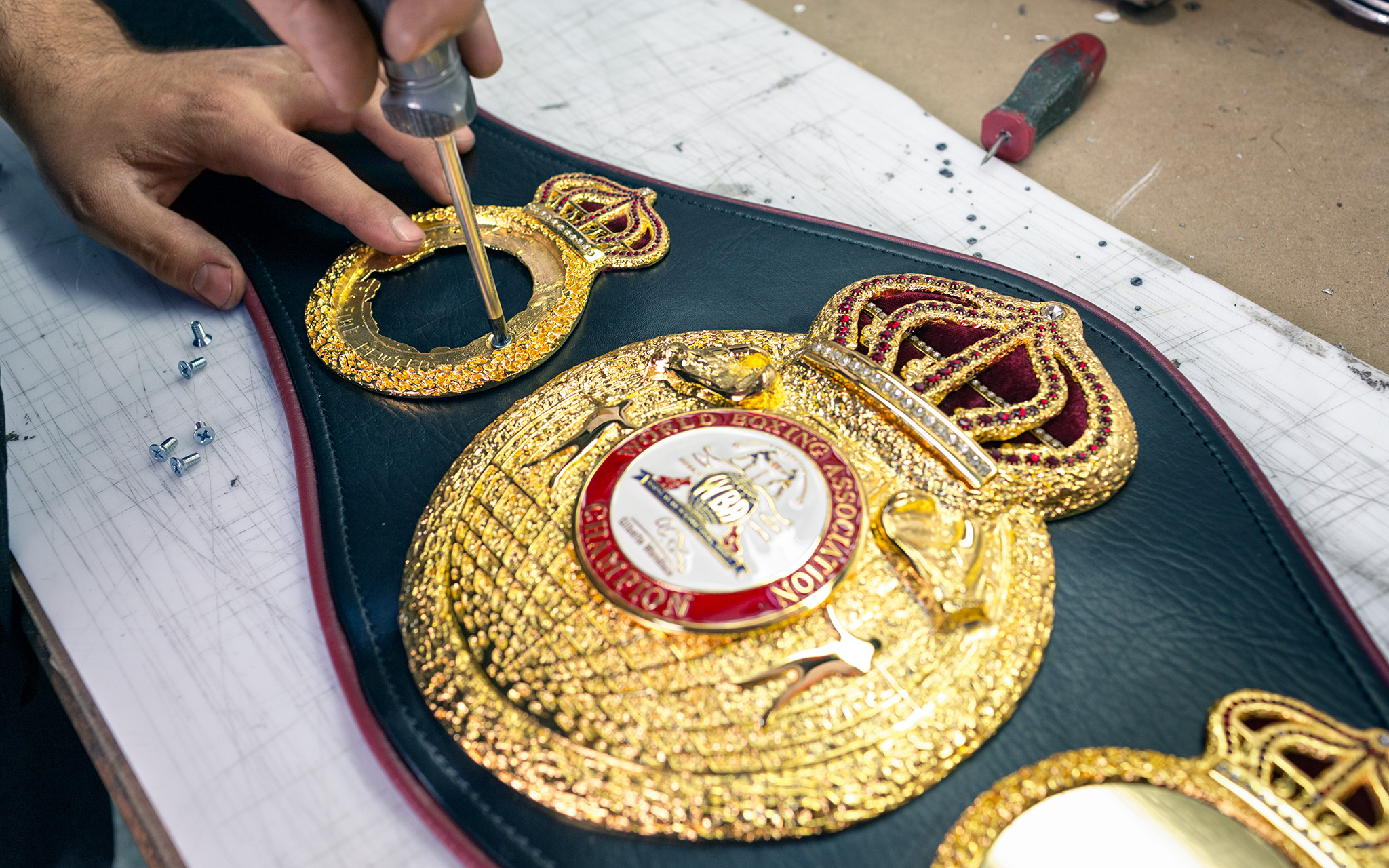 SARTONK Boxing Belts