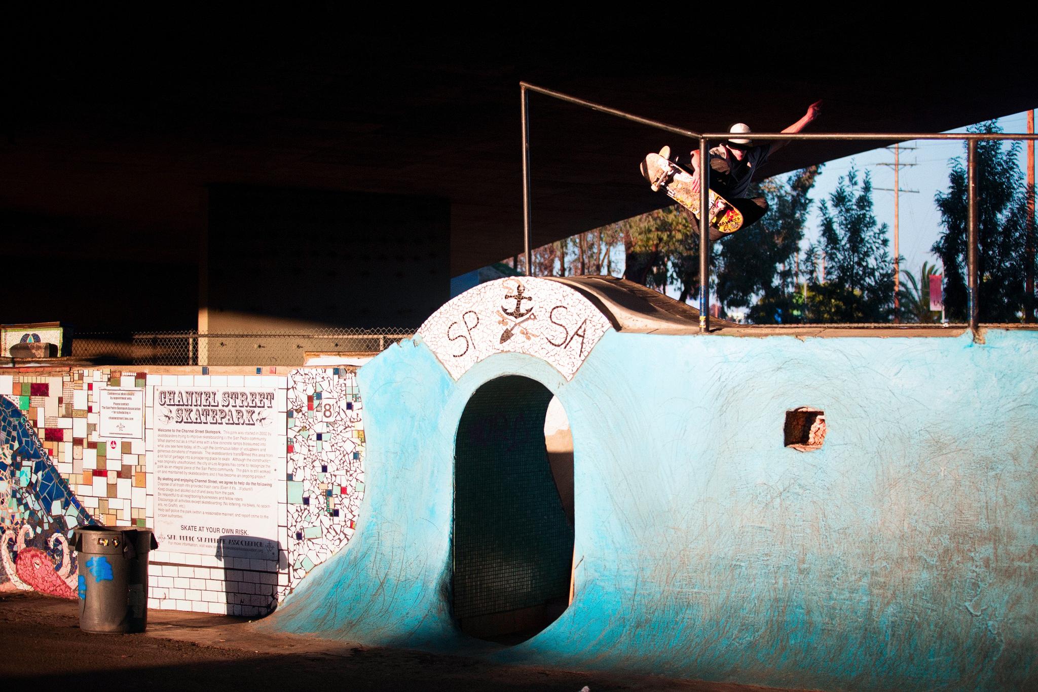 Shaun Ross, San Pedro, Calif.