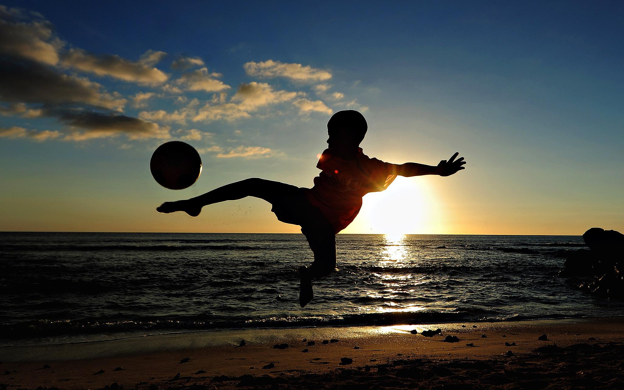 Soccer Scenic
