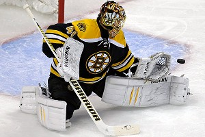 Tuukka Rask's two goals allowed against the Pens in the East finals were the second-lowest in a best-of-seven series, behind only Jean-Sebastien Giguere's one goal against Minnesota in 2003.