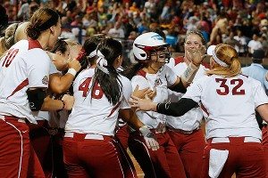 Defending champion Oklahoma is on the short list of favorites this season, but the Sooners are starting form scratch in the pitcher's circle.