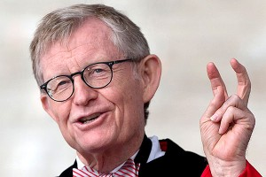 Ohio State had planned for president Gordon Gee to undergo sensitivity training prior to him announcing his retirement on July 1.
