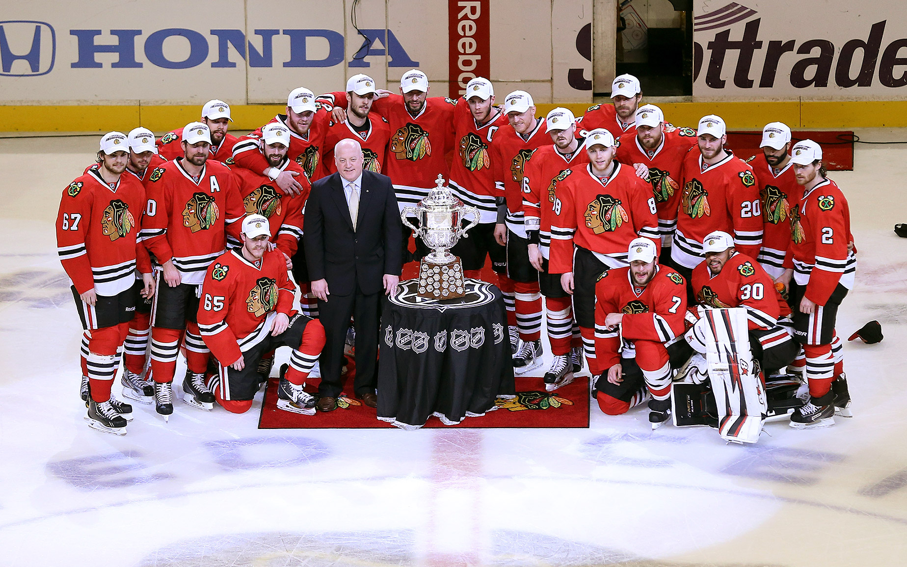 Game 5: Blackhawks 4, Kings 3 (2OT) - Blackhawks Playoffs - ESPN