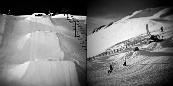 Snowboarders who have never been to New Zealand know Snow Park from Brain Farm and Travis Rice's landmark movie, That's It, That's All.