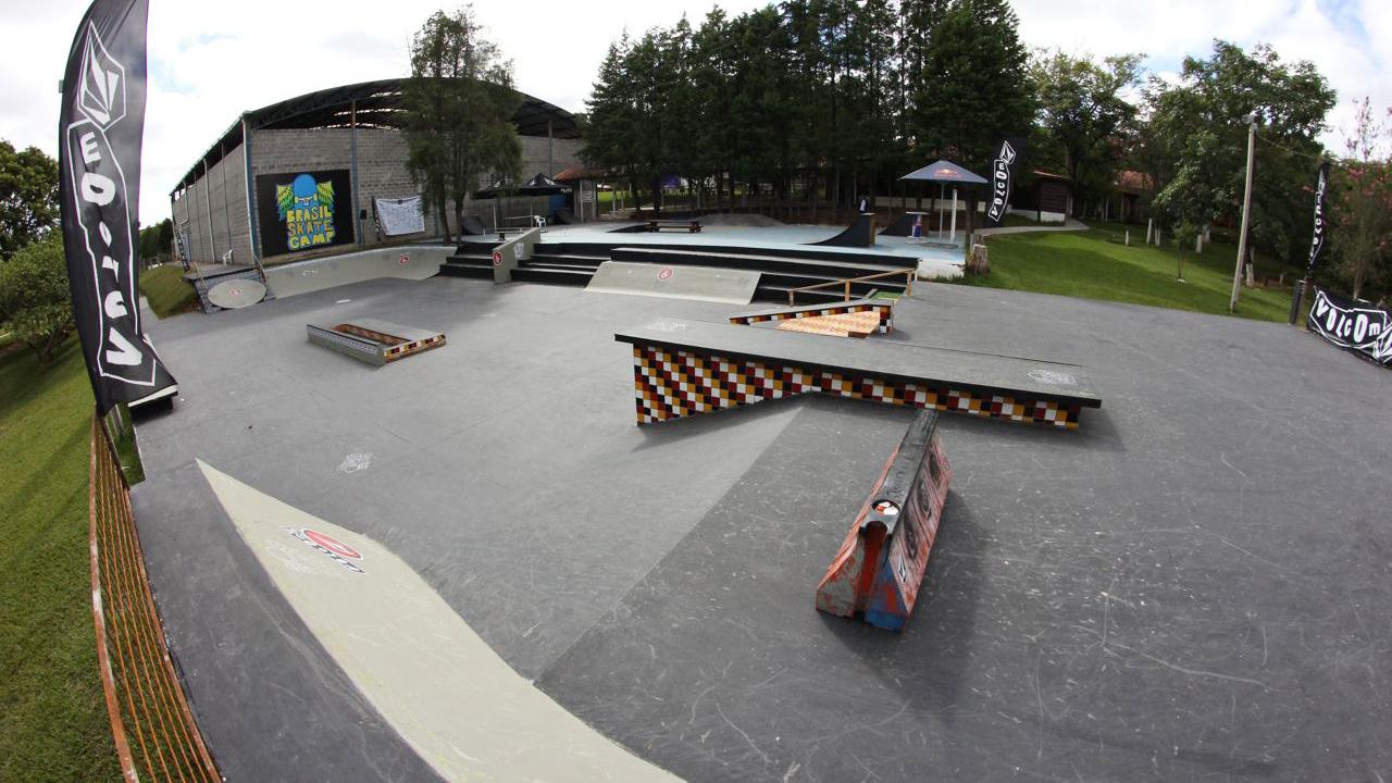 Skate Plaza externa