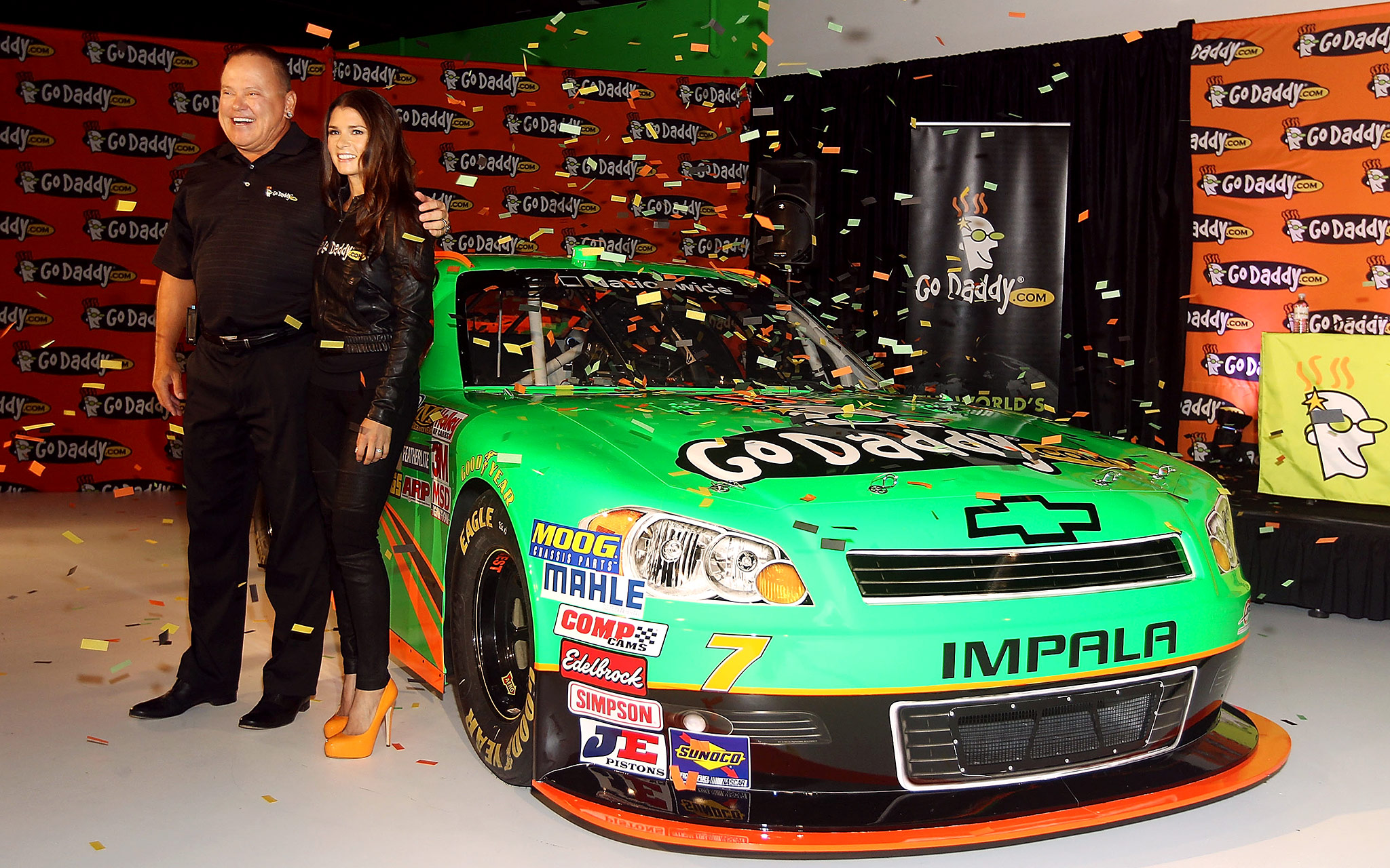 Pursuing Perfection: Danica Patrick