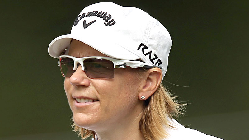 Annika Sorenstam won 10 majors in her career, including three U.S. Women's Opens, the last in 2006.