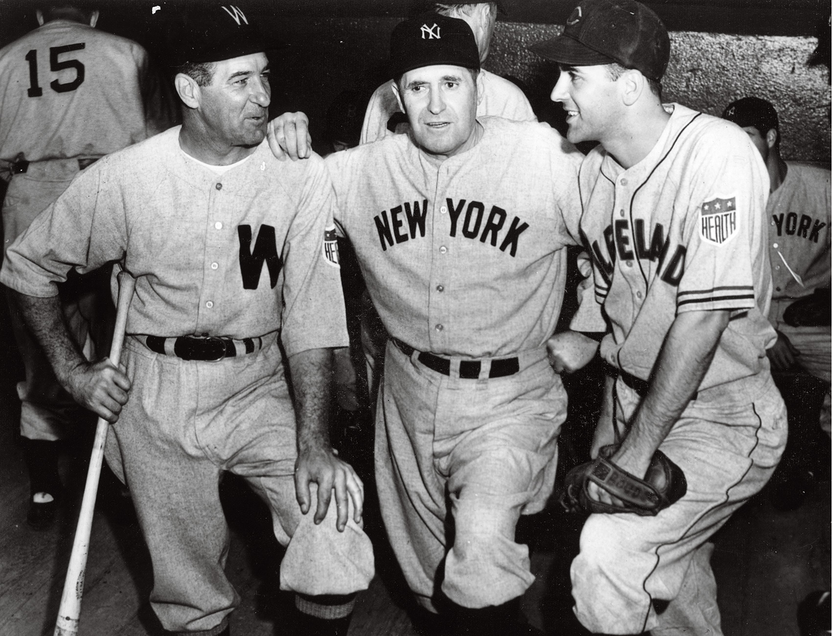 July 6, 1942 -- Polo Grounds