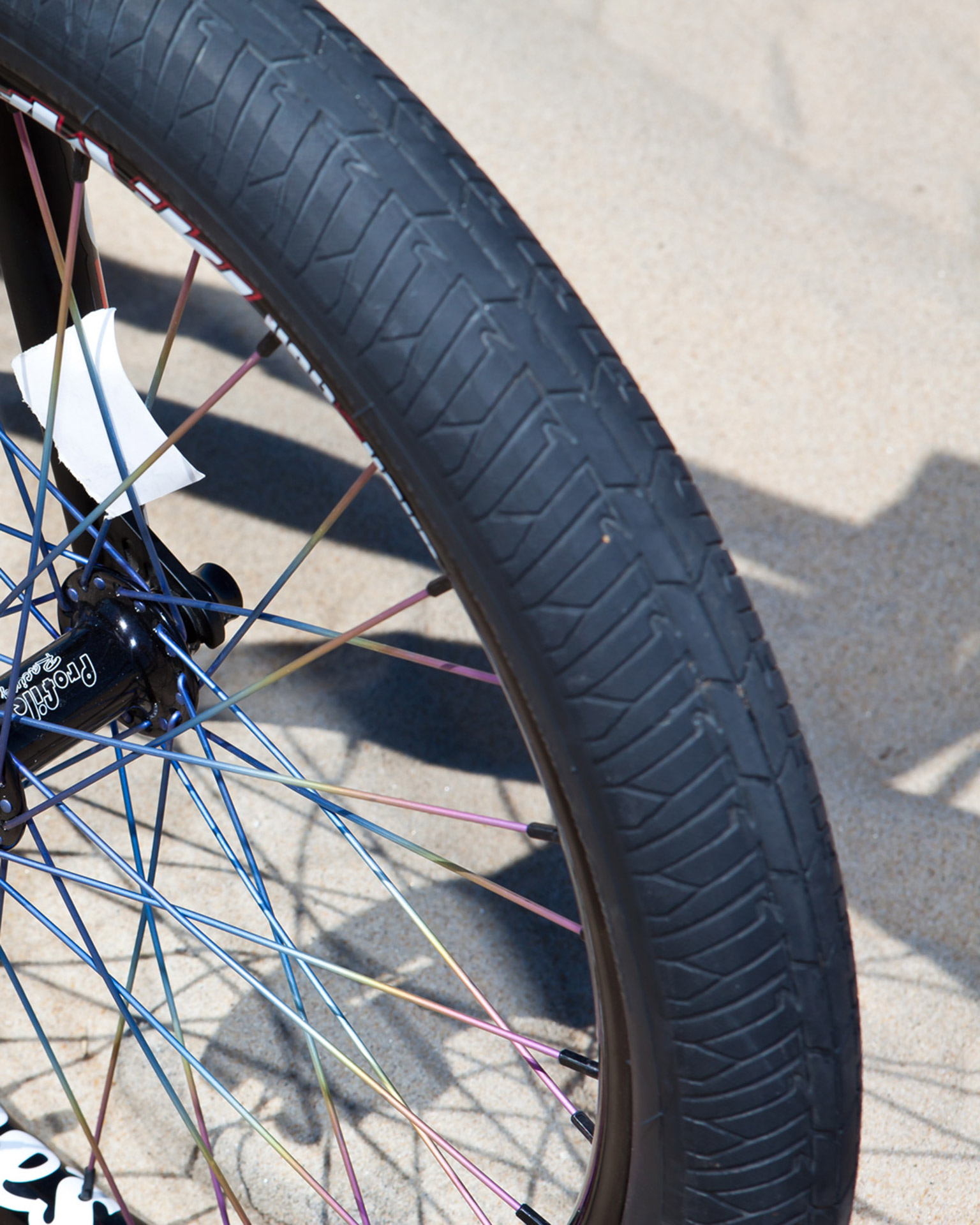 KHE Park 1.5 Tires