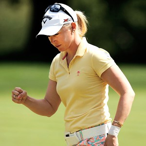 Morgan Pressel has the grinder's mentality that might serve her well in an Open.
