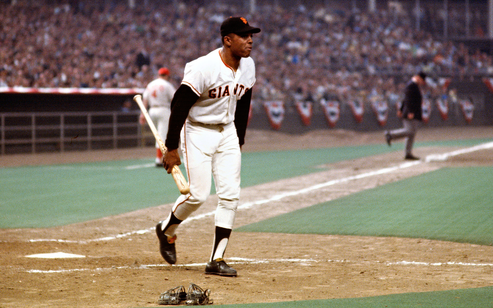 OF: Willie Mays